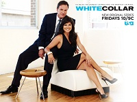 White Collar wallpaper 11