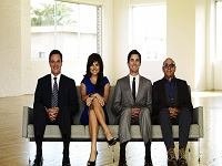 White Collar wallpaper 2