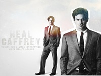 White Collar wallpaper 8