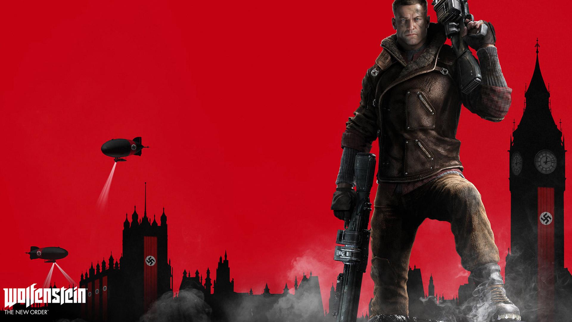 Wolfenstein The New Order wallpaper 4