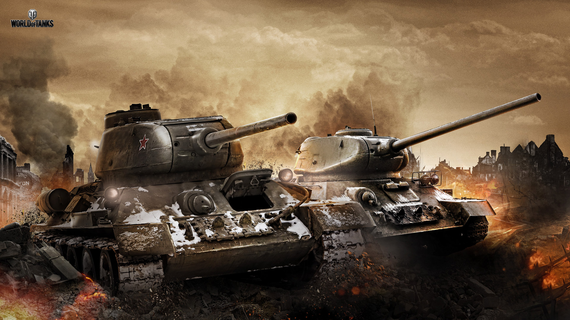 World of Tanks wallpaper 3