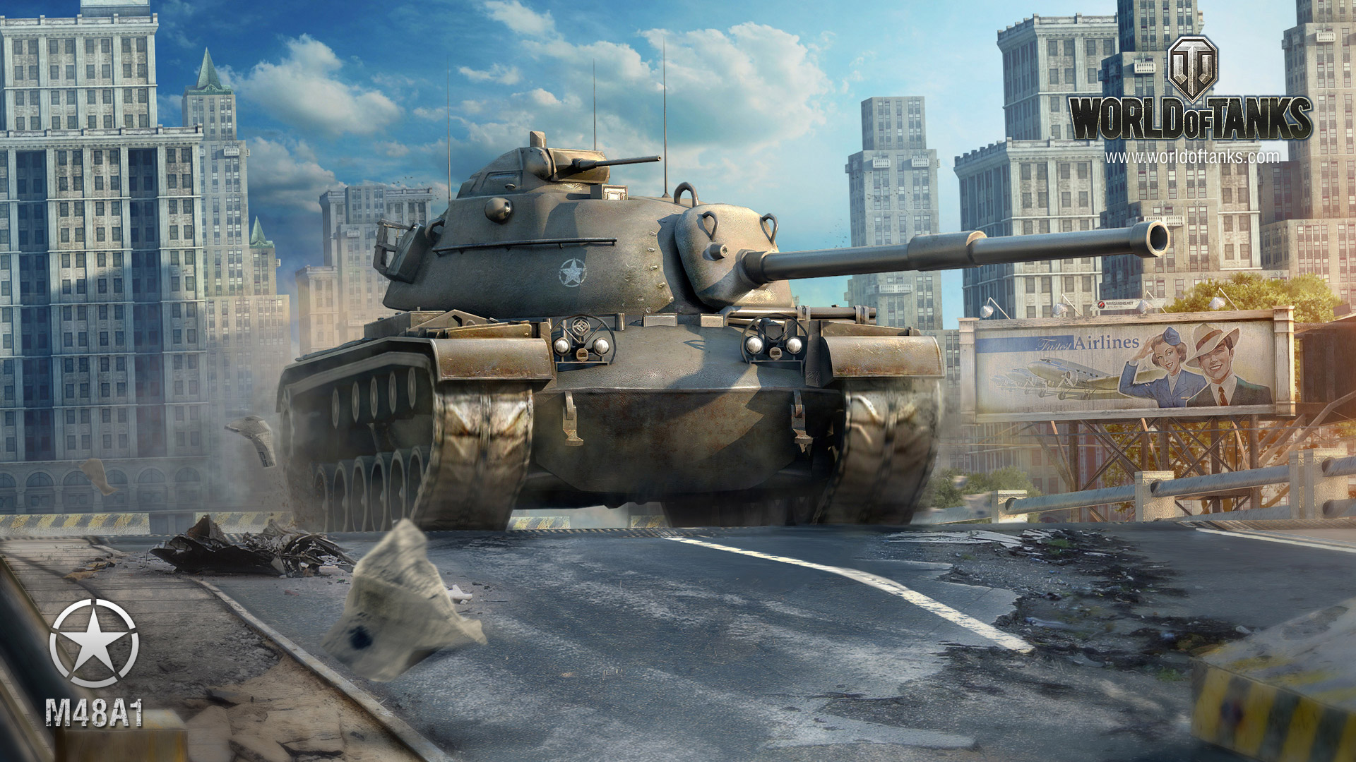 World of Tanks wallpaper 4