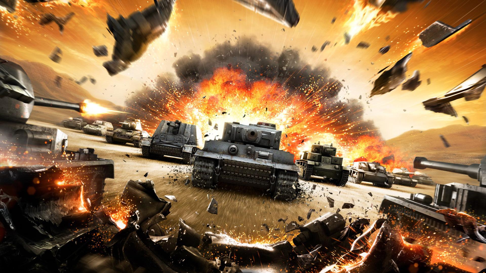 World of Tanks wallpaper 7