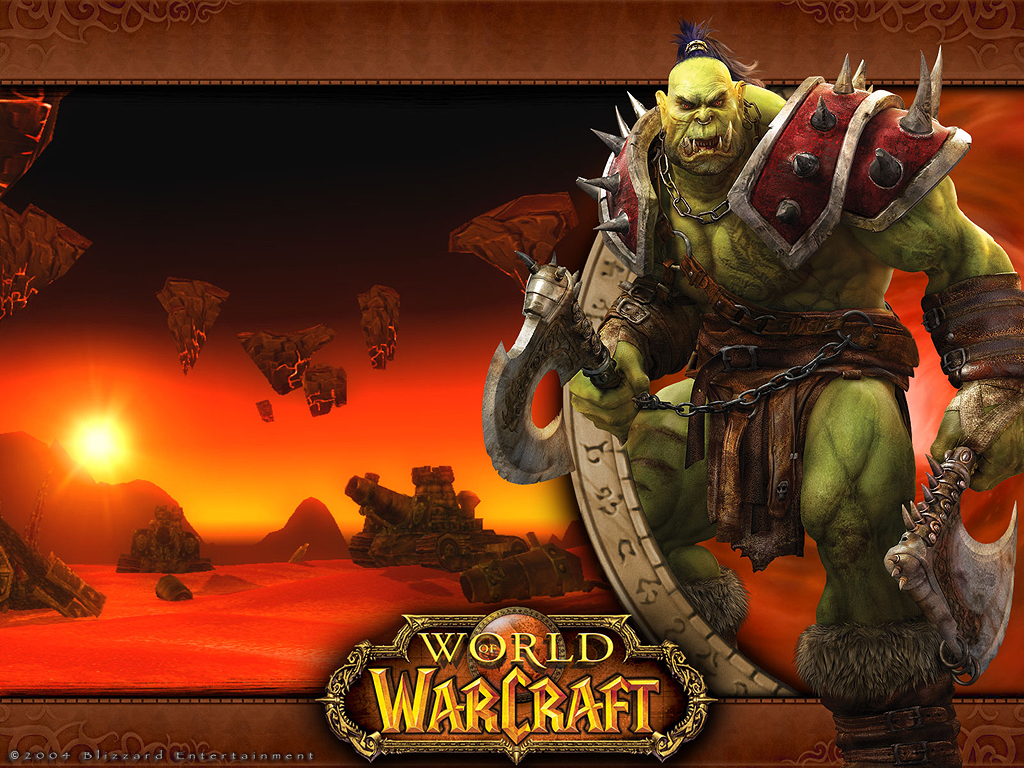 World of Warcraft wallpaper 1