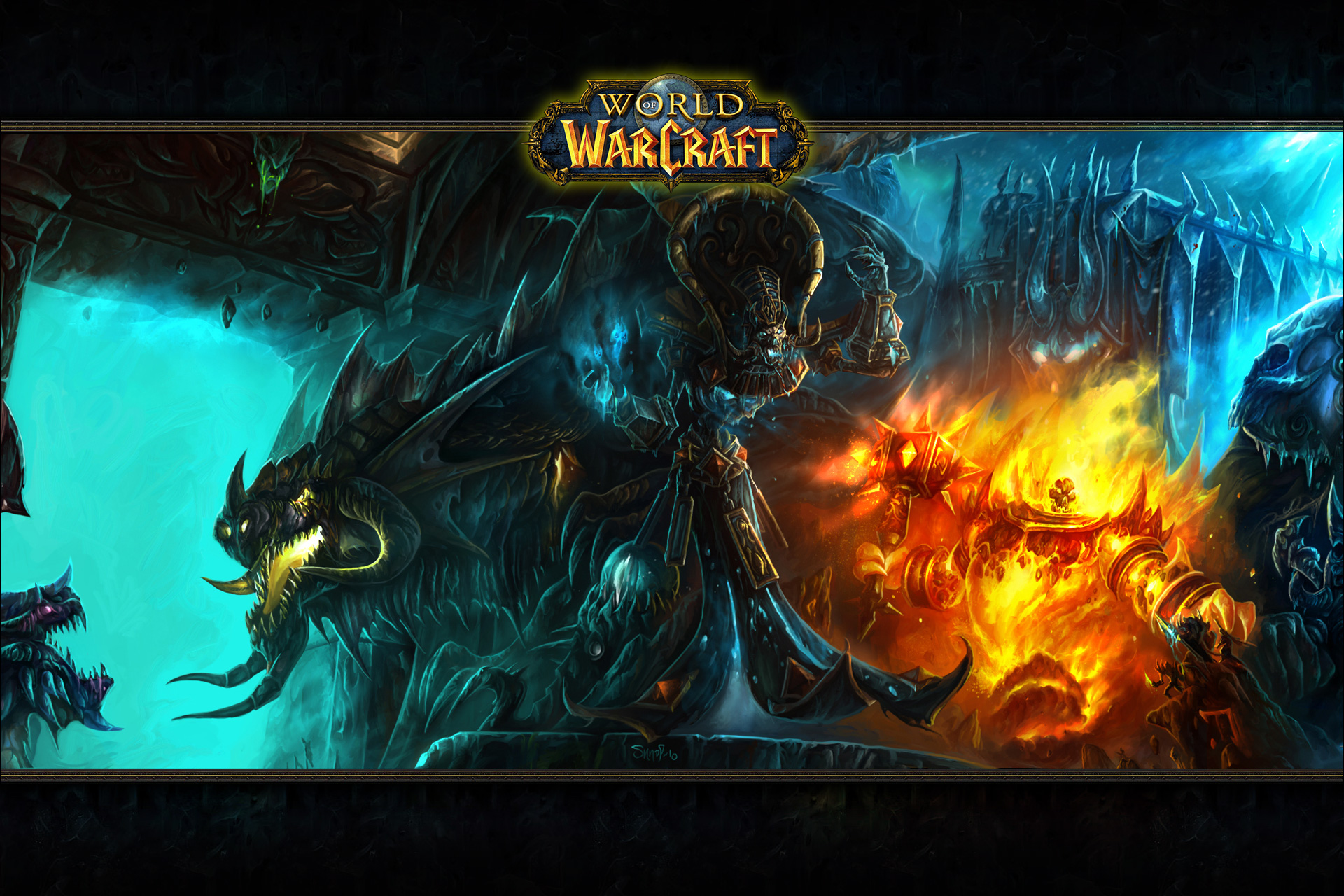 World of Warcraft wallpaper 30