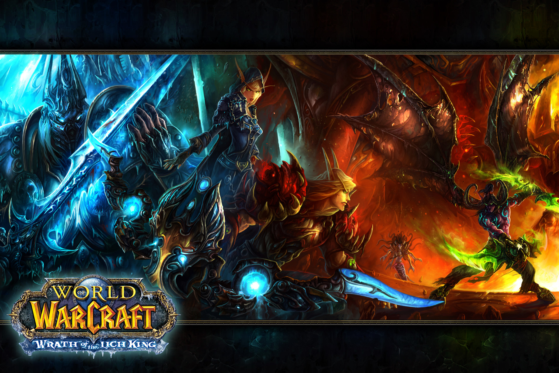 World of Warcraft wallpaper 32 | WallpapersBQ