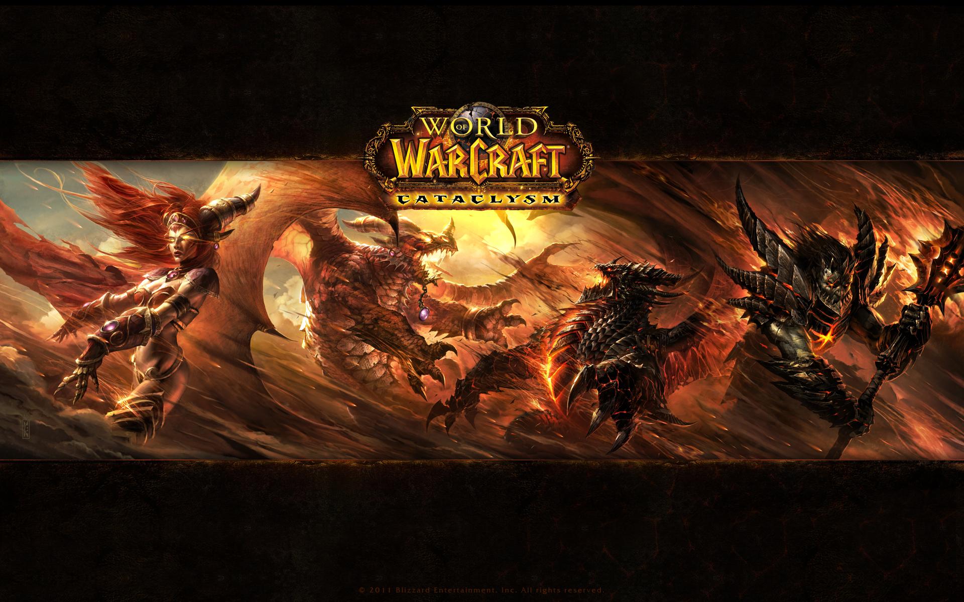 World of Warcraft wallpaper 5