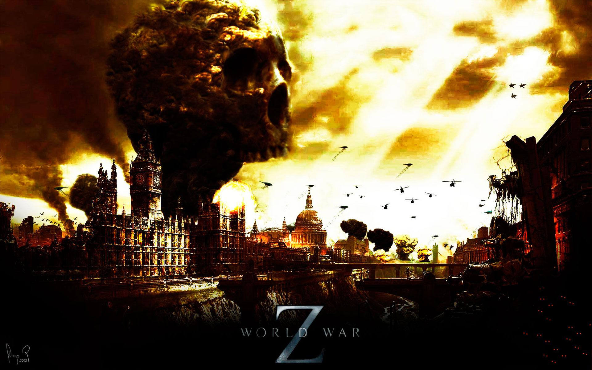 World War Z wallpaper 5