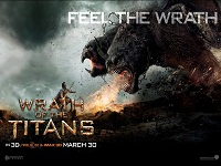 Wrath of The Titans wallpaper 2