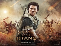 Wrath of The Titans wallpaper 3