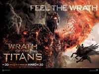 Wrath of The Titans wallpaper 4