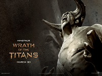 Wrath of The Titans wallpaper 8