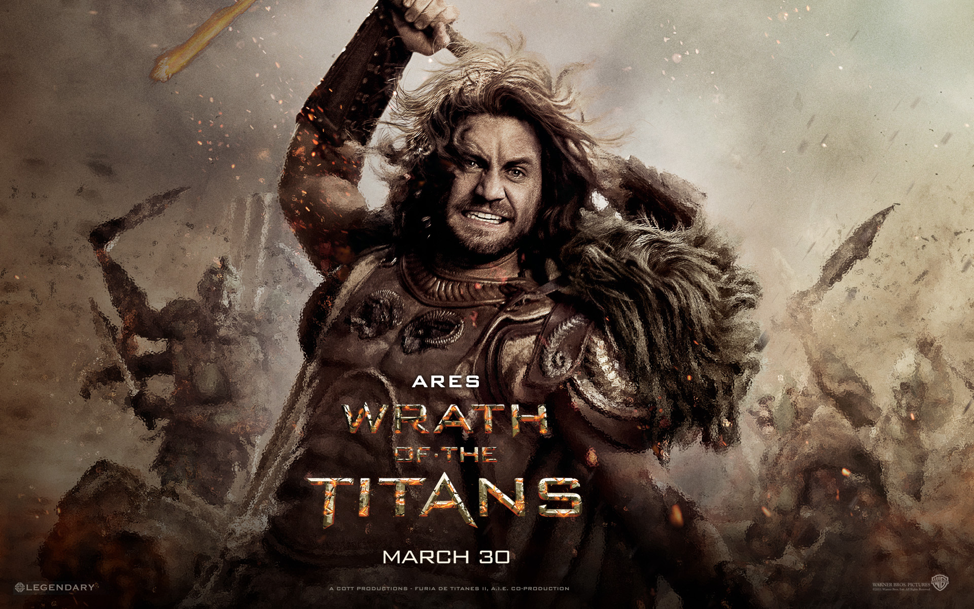 Wrath of The Titans wallpaper 10