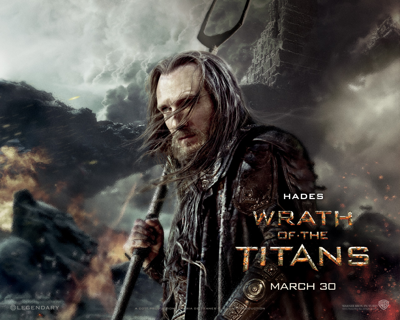 Wrath of The Titans wallpaper 11