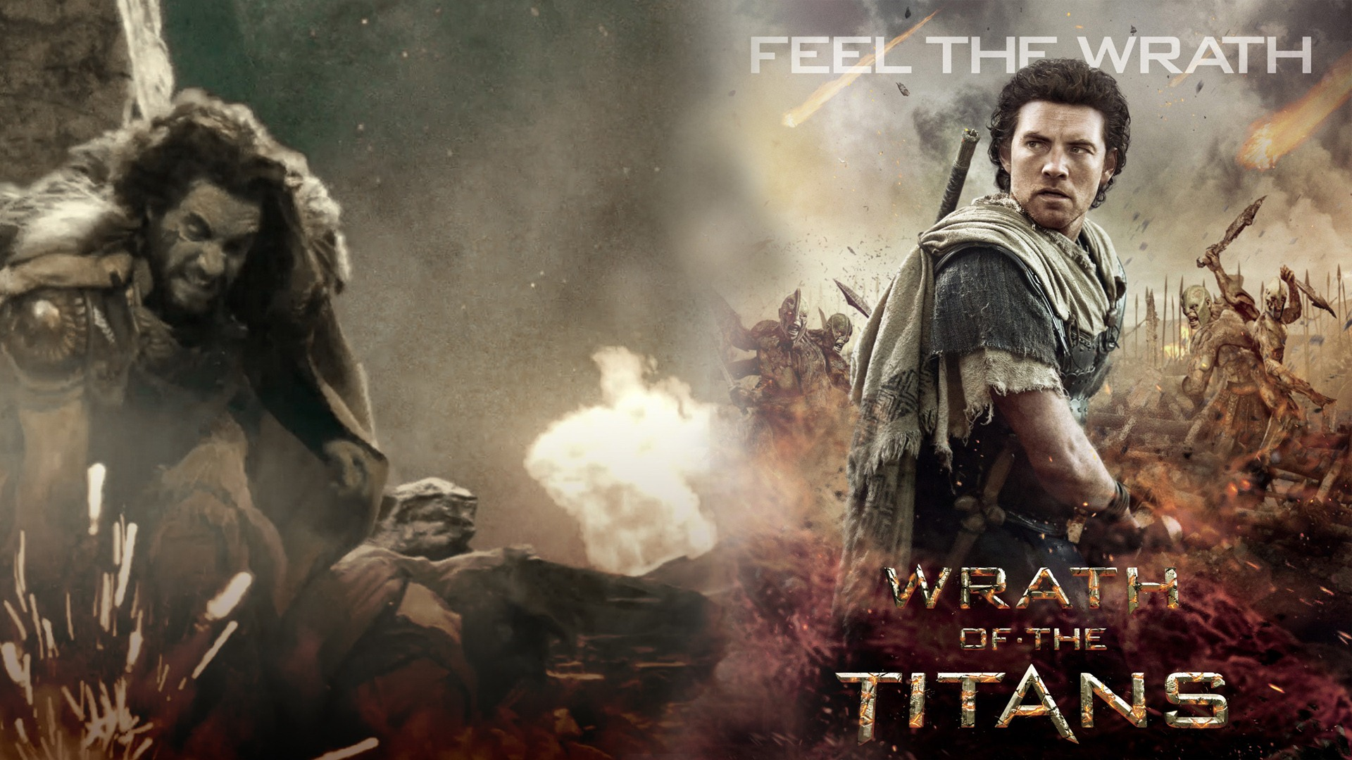 Wrath of The Titans wallpaper 14