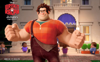 Wreck it Ralph wallpaper 1