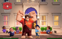 Wreck it Ralph wallpaper 4