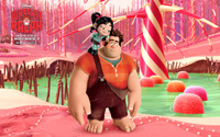 Wreck it Ralph wallpaper 6