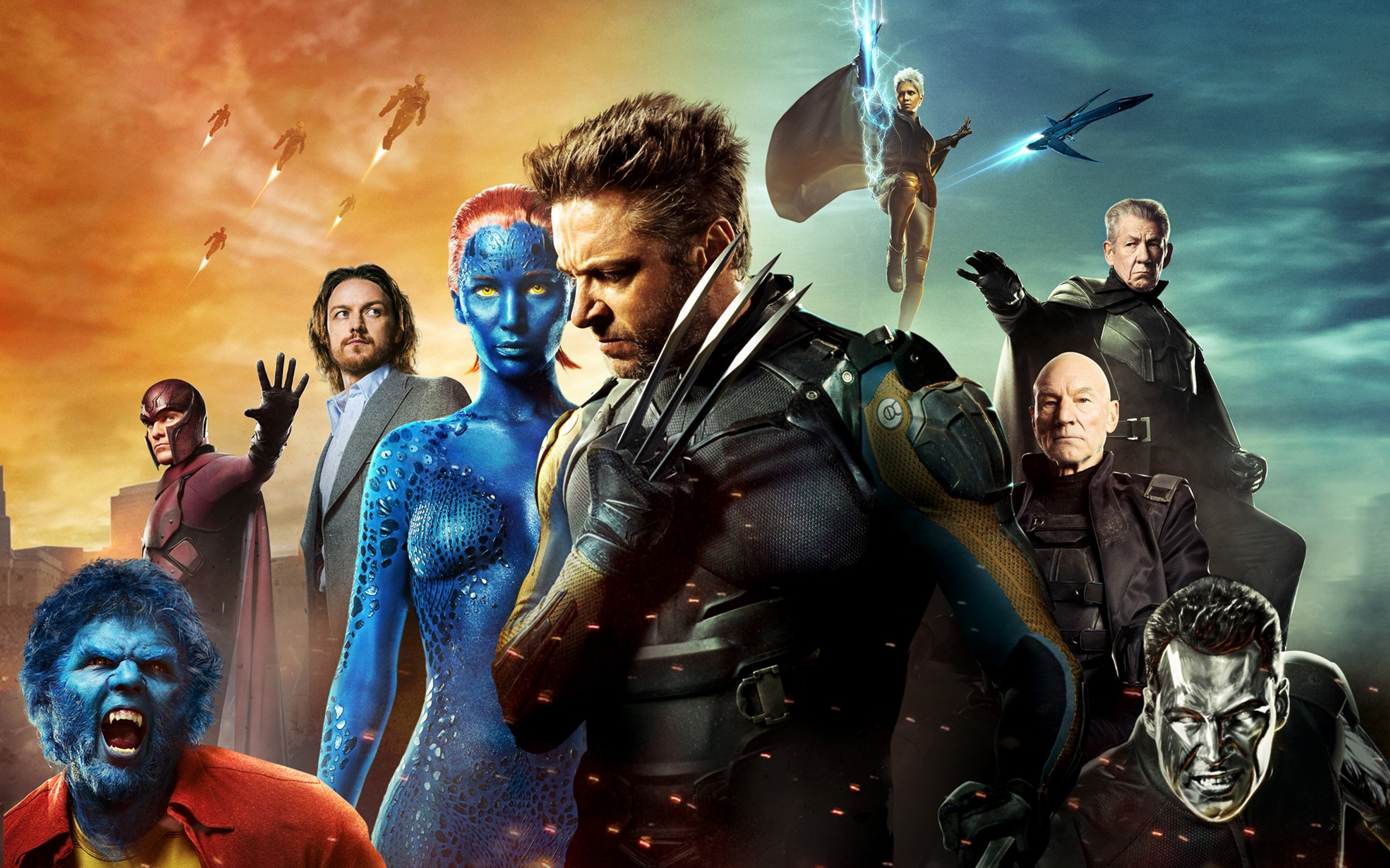 X-Men Days of Future Past wallpaper 1