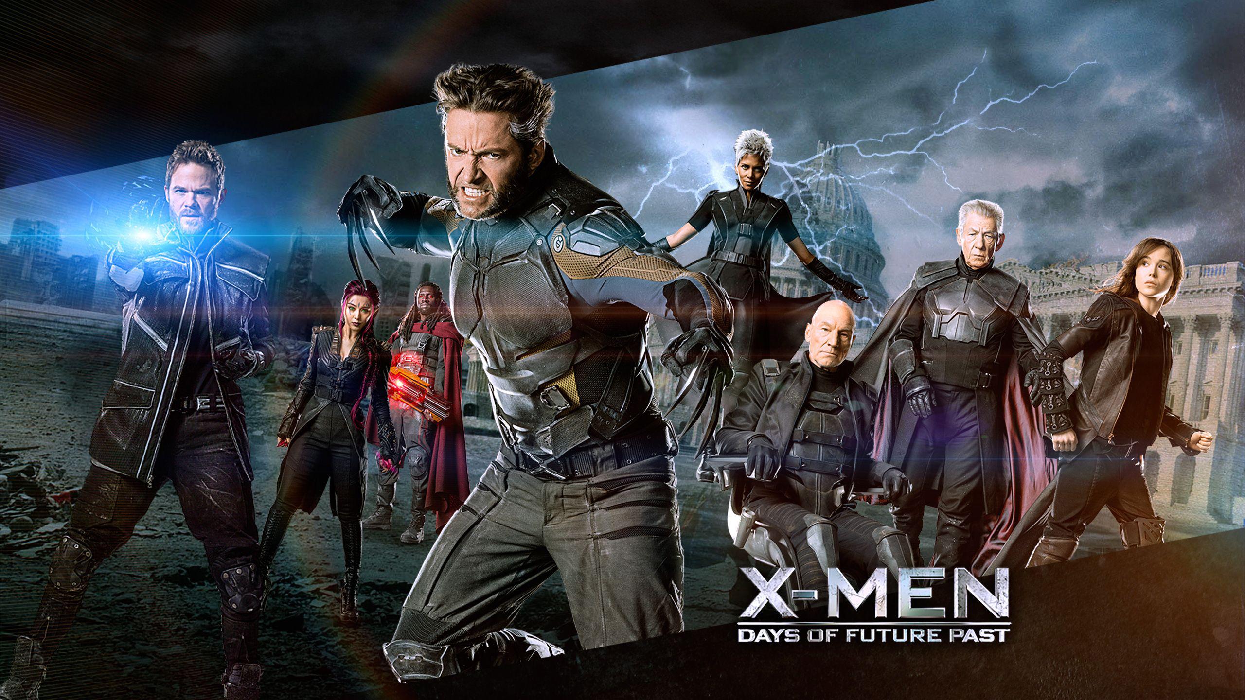 X-Men Days of Future Past wallpaper 2