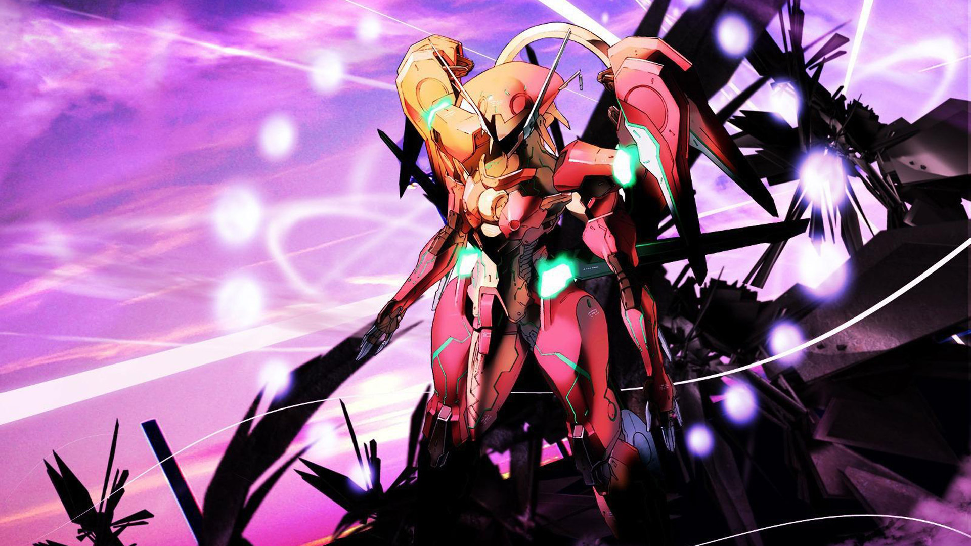 Zone of the Enders wallpaper 4